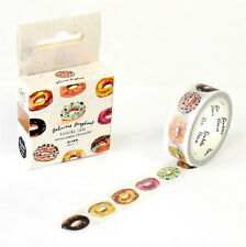 Design 15mm×7M DIY paper Sticky Adhesive Sticker Decorative Washi Tape  T#31