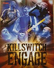 KILLSWITCH ENGAGE  /  BLACK SABBATH __  1 Poster  __  45 cm x 58 cm