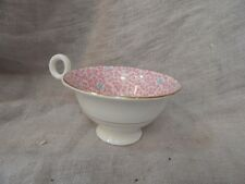 Vintage Radfords Bone China Pink and Blue Flowers Teacup 8325