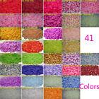 1000PCS Sample Colors Silk Flower Rose Petals Wedding Bridal Confetti Decoratio