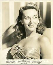 Ann Dvorak in The Private Affairs Of Bel Ami 1946 vintage movie still