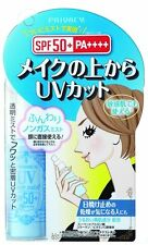 New Free S/H Japan PRIVACY Face Sunscreen Spray SPF 50+ PA++++ 40ml