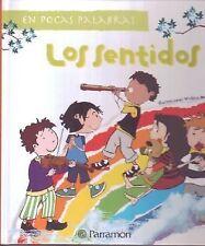 Los Sentidos (En Pocas Palabras) (Spanish Edition)