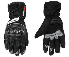 MAD BIKE 100% WATERPROOF MOTORCYCLE GLOVES BLACK SIZE L