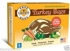 25pc True Liberty Bags Turkey Size Smell Proof Packaing $ SAVE $ W/ Bay Hydro !!