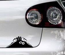PEEKING MONSTER funny AUTO, BICI VETROFANIA Decalcomania VAN AUTO COLORE Dub JDM