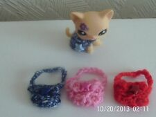 accessories for littlest pet shop 3 hand bags lps cat not included