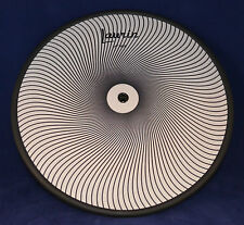 "Laurin 14"" Ride Cymbal for Roland/Alesis electronic drum - R607 Black lines"