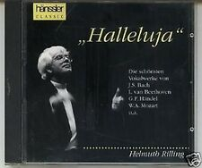 "CD - Helmuth Rilling - ""Halleluja"""