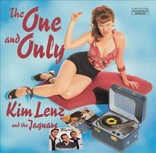 RE268 Kim Lenz : The One and Only CD (2000)