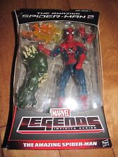 MARVEL Legends Infinite Series The Amazing Spider-Man Build Green Goblin NEW