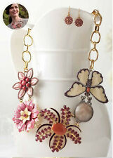 New Retired Garden Party Necklace from Stella & Dot $248 Retail Value