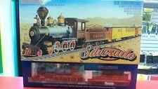 Silverado Set - Virginia & Truckee -- G Scale Model Train Set -- #90050