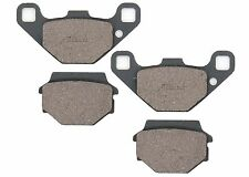 Front Brake Pads For KAWASAKI GPZ250 GPZ 250 LZ SE 1983 1984 1985 (2 SETS)