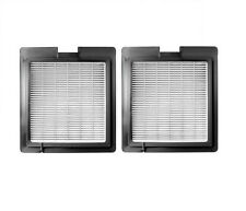 2 ECOHELP HEPA FILTERS ECOQUEST LIVING AIR PURIFIERS