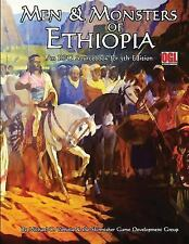 Men and Monsters of Ethiopia by Michael O. Varhola (2016, Paperback)