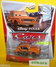 GREM WITH WEAPON Coches Mattel Cars Disney Pixar Vehículos Metal Diecast Nuevo