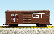 USA Trains G Scale R19110A Grand Trunk #516089 - BC Red NEW RELEASE
