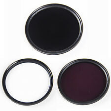72mm Polarizing ND8 +MC-UV+ IR720 FILTER For Nikon Canon EOS SLR Camera Lens