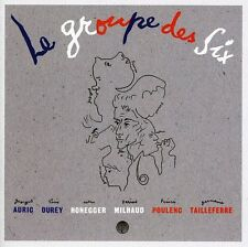 Le Groupe Des Six: Selected Works 1915-45 - Les Six (2009, CD NEUF)