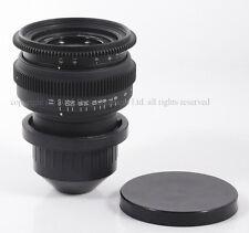Ex++ Lomo Super 35 80mm f/2.3 OKC1-80-1 PL mount cine lens #HK6484X