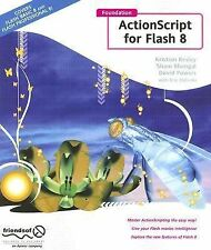 Foundation ActionScript for Flash 8, Sham Bhangal, Kristian Besley, David Powers