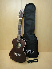 Brand New Haze Tenor Ukulele w/Built-in EQ| Brown| UK-32EQ/BN| Free carray bag