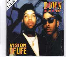 Down Low - Vision Of Life - CDS - 1996 - Pop Rap Mascotte Music France