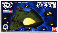 Bandai 894939 Space Battleship Yamato 2199 Gamiras Warship non scale kit