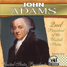 John Adams: 2nd President of the United States (United States Presidents (Abdo)