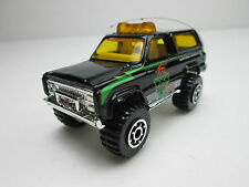Matchbox 1983 Chevy Blazer Extreme Mission Made in China (Loose Item)