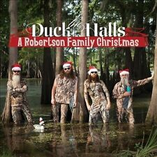 DUCK DYNASTY DUCK THE HALLS: A ROBERTSON FAMILY CHRISTMAS CD 2013