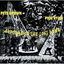 Pete Brown/Phil Ryan Ardours Of The Lost Rake CD NEW SEALED 1991