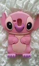 IT- PHONECASEONLINE SILICONE COVER STITCH PINK PARA SAMSUNG GALAXY S3 MINI