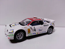"Slot SCX Scalextric Altaya Ford RS 200 ""Rallies Míticos"" Rally Costa Brava Nº4"