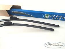 1 Paar 575mm/500mm Flex -Scheibenwischer Flachbalkenwischer für BMW 3er E46 NEU