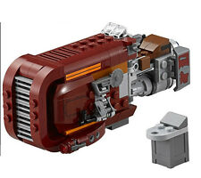 NEW LEGO STAR WARS REY'S SPEEDER Vehicle Only no minifigs 75099 set without box
