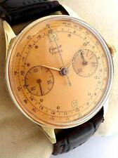 Cronografo vintage ONSA Landeron 48 Chronograph ancien Armbanduhren