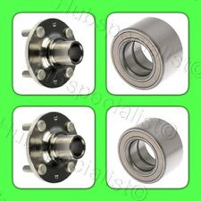 1990-1993 ACURA INTEGRA  FRONT WHEEL HUB & BEARING LEFT & RIGHT PAIR