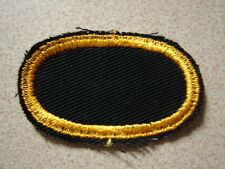 Original WW2 101st AB 327th GLIDER Infantry Regt Para-Wing Oval Patch