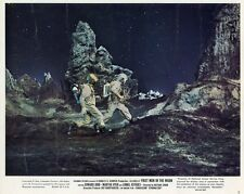 FIRST MEN IN THE MOON 1964 H. G. WELLS 1964 VINTAGE LOBBY CARD #5 SCI-FI
