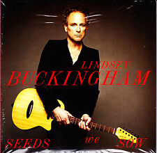 LINDSEY BUCKINGHAM seeds we sow Digipack CD NEU OVP/Sealed