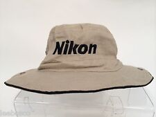 Nikon NPS Cotton Sun Block Hat M for Professional Outdoor Photography D4S D800
