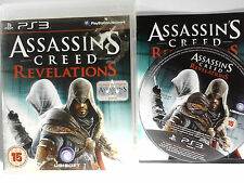 Assassin's Creed Revelations for Sony PlayStation 3 PS3