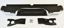 Fits Nissan Navara D22 Rear Chrome Plated Bumper + Brackets UK SPEC NUMBER PLATE