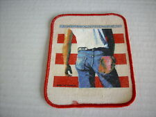 BRUCE SPRIGSTEEN  PATCH TOPPA