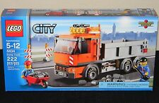 NEW! LEGO CITY 4434 DUMP TRUCK