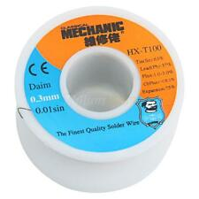 Advanced Mechanic 0.3mm Fine Leaded Soldering Solder Wire Tin Flux 55g HX-T100