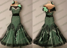 BALLROOM .STANDARD. SMOOTH DANCE COMPETITION DRESS SIZE S M L WB3274
