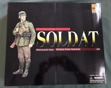 "Dragon 1/6 Scale 12"" WWII German Wehrmacht Heer SOLDAT Peter Schmidt #70296"